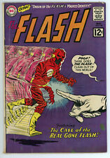 JERRY WEIST ESTATE: THE FLASH #128 (VG-) & 154 (VG-) (DC 1962-65) NO RES