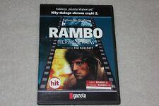 Rambo - Pierwsza Krew DVD