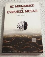 HZ. MUHAMMED VE EVRENSEL MESAJI UNIVERSAL MESSAGE OF MUHAMMED IN  TURKISH QURAN