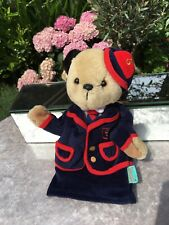 Rare Vintage Scampi Little Cousin Sooty & Sweep Show Hand Puppet