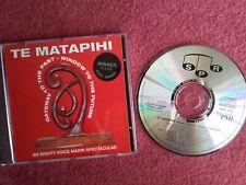 Te Matapihi Gateway to the Past Window Future CD Eighty Voice Maori Spectacular