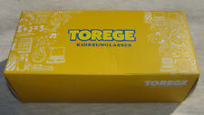 Torege Tr90 Flexible Kids Sports Sunglasses Polarized Glasses (Black&yellow)