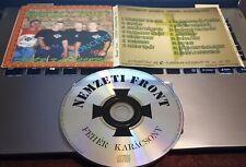 very rare nemzeti front fehér karácsony '97 cd oi isd skinhead rock o rama oop