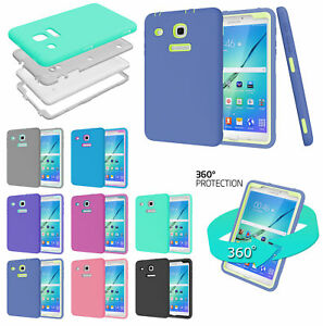 Samsung Galaxy Tab E 8.0 T377 T378V Defender Shockproof Protective Case Cover