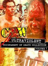CZW Ultraviolent Tournament of Death Vol. 1, 9 DVD Set