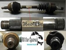 Peugeot 807 2.2 - Passenger Side - Drive Shaft without ABS Ring