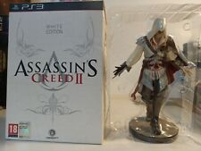 Assassin's Creed II (2) white Collector's Edition Action figure