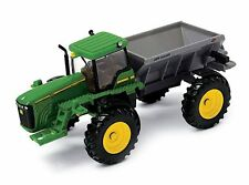 NEW John Deere Collect n Play New Leader Dry Box Spreader, 1/64, Ages 8+ (46250)