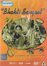BHAKTI SANGEET VOL1 - BRAND NEW ORIGINAL SONGS DVD - FREE UK POST