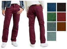Levi'S Men'S 501 оригинал сжиматься, чтобы соответствовать джинсы на пуговицах