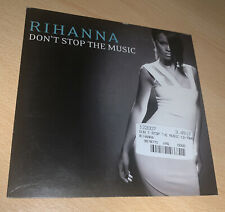 Don'T Stop the Music (2-Track) by Rihanna | CD | Card Sleevecondition  Very Good