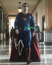 HENRY CAVILL #2 REPRINT AUTOGRAPHED 8X10 SIGNED PICTURE PHOTO SUPERMAN RP GIFT