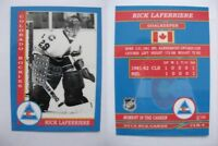 2015 SCA Rick Laferriere rare Colorado Rockies goalie never issued produced #/10