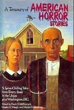 BOOK - Treasury of American Horror Stories by Charles Waugh and Frank McSherry