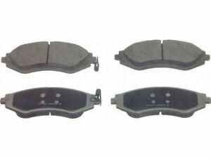 Front Brake Pad Set For 2006-2011 Chevy Aveo5 2007 2008 2009 2010 T843ZM
