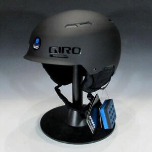 GIRO Discord Ski & Snowboard Helmet (Matte Black, Medium)