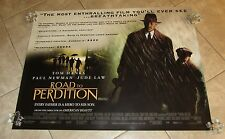 Road To Perdition movie poster (b) Tom Hanks poster, Paul Newman original poster
