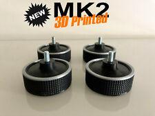 4 PIEDS pour platine Technics MK2 [4x FEET ]