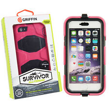 Genuine Griffin Survivor Rugged Case Cover with Belt Clip For iPhone 6 iPhone 6s