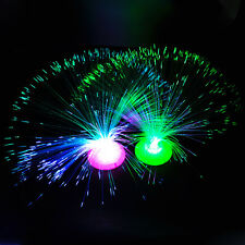 Optical Fiber Led String Lights Lantern Decoration Lamp Party Automatically Gift