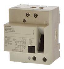 Siemens 5SM3621-4KK14 Fi Schalter16A 300mA 2 polig allstromsensitiv