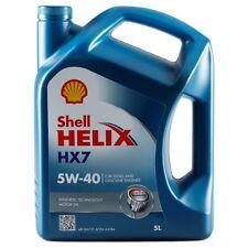 Shell Helix HX7 5W-40 5 LITRI