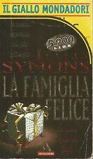 (Julian Symons) La famiglia felice 1997 il giallo n.2508
