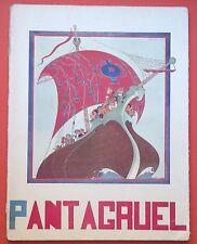 PANTAGRUEL, Rabelais, Albums de Samivel, illustrations en couleurs, 1950