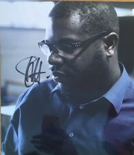 Steve McQueen Signed 10x8 Photo - Director