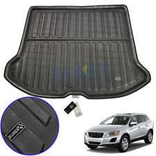 Fit For Volvo XC60 09-17 Rear Trunk Mat Boot Liner Cargo Tray Floor Carpet Pad