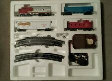VINTAGE scale electric train Set with tracks and Power Pack