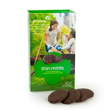 New listing 2020 Girl Scout Cookies Little Brownie Bakers 5 boxes Thin Mints Shipped Now