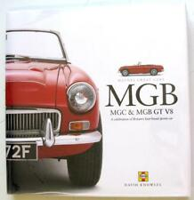 MGB MGC & MGB GT V8 A CELEBRATION OF BRITAIN'S BEST-LOVED SPORTS CAR Car Book