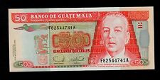 GUATEMALA   50  QUETZALES 2006  PICK # 113  UNC.