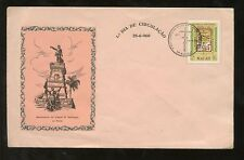 CHINA MACAU 1960 HENRIQUE ILLUSTRATED FIRST DAY COVER