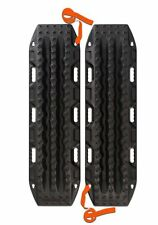 Maxtrax 4WD Recovery Tracks For Sand Mud Snow Heavy Duty 4X4 MADE IN AUS BLACK