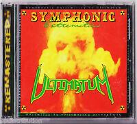 ULTIMATUM - SYMPHONIC EXTREMETIES (*NEW-CD, Retroactive) Christian Thrash Metal