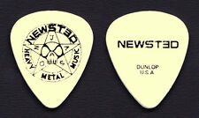 Newsted Jason Newsted Cream Signature Guitar Pick - 2013 Tour Metallica