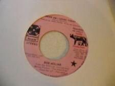 Bob Moline Where Am I Going Today/Same 45 RPM Paramount Records EX
