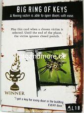 HorrorClix The Lab - Big Ring of Keys L1B - WINNER