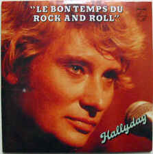 JOHNNY HALLYDAY DOMMAGE / LE BON TEMPS DU ROCK AND ROLL (CD single)  NEUF SCELLE