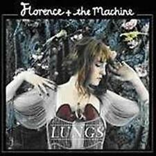 FLORENCE + THE MACHINE Between Two Lungs Deluxe 2CD NEW