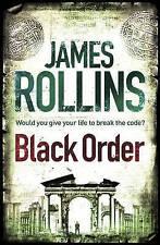 Black Order by James Rollins (Paperback, 2010) New Book