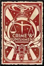 Firefly The Board Gioco - Crimine e Punizione Espansione