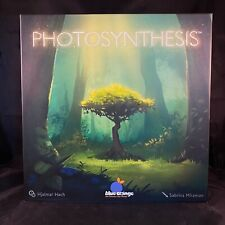 Photosynthesis Board Game by Blue Orange Complete Green Strategy for Ages 8+