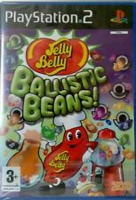 JELLY BELLY BALLISTIC BEANS for PLAYSTATION 2 VERY RARE BRAND NEW UNOPENED