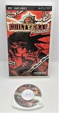Guilty Gear Fragment UMD Movie for Sony PSP JAPANESE TESTED 06824