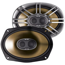 "New Pair Polk Audio DB691 6 x 9"" Inch Car Marine Audio 3-Way Coaxial Speakers"