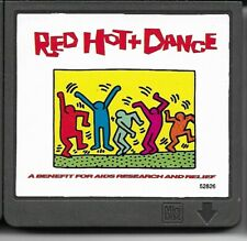 MINIDISC MD MINIDISK RED HOT + DANCE MADONNA GEORGE MICHAEL CM 52826