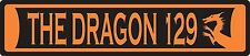The Dragon highway road sign,  garage,  man cave, route  129, motorcycle, harley